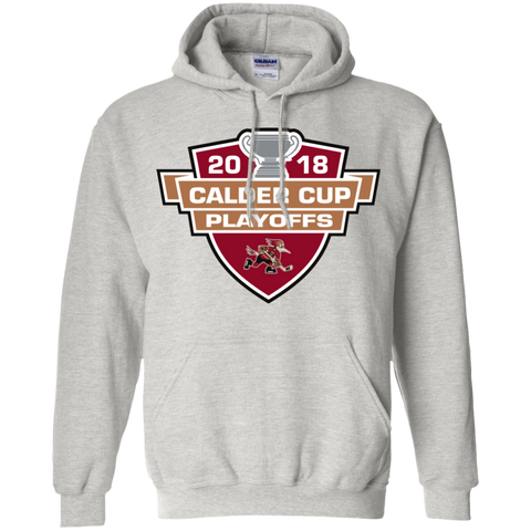 Tucson Roadrunners Adult 2018 Calder Cup Playoffs Hoodie