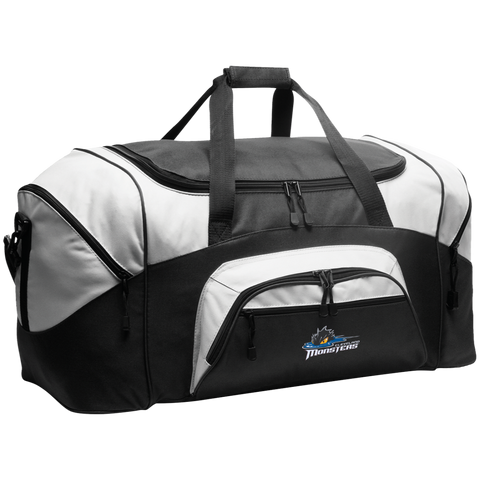 Cleveland Monsters Colorblock Sport Duffel