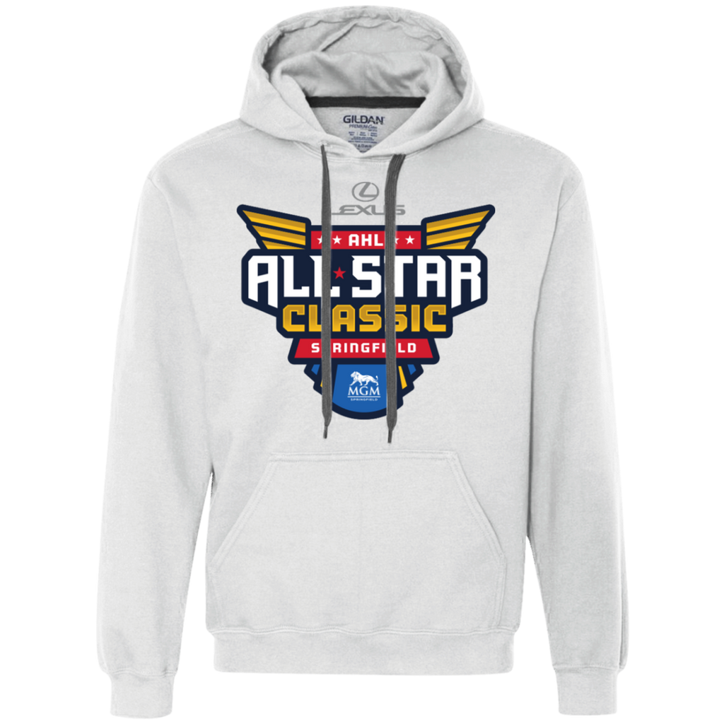 2019 AHL All Star Classic Primary Logo Heavyweight Pullover Hoodie