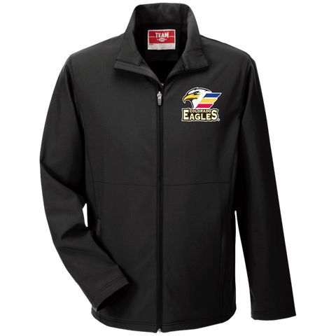 Colorado Eagles Team 365 Men's Soft Shell Jacket