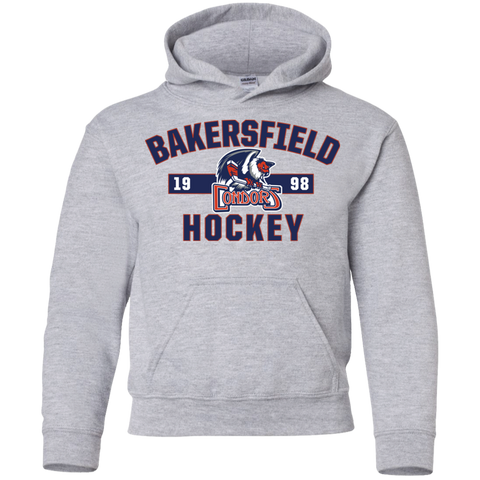 Bakersfield Condors Youth Established Pullover Hoodie