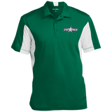 Texas Stars Men's Colorblock Performance Polo