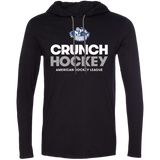 Syracuse Crunch Hockey Adult Long Sleeve T-Shirt Hoodie