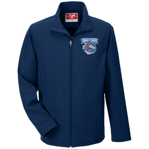 Bridgeport Sound Tigers Team 365 Men's Soft Shell Jacket