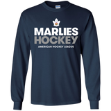Toronto Marlies Hockey Youth Long Sleeve T-Shirt