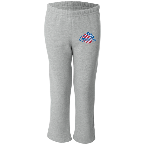 Rochester Americans Youth Open Bottom Sweat Pants