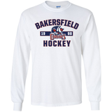 Bakersfield Condors Youth Established Long Sleeve T-Shirt