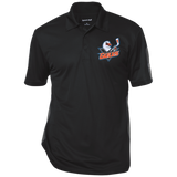 San Diego Gulls Performance Textured Three-Button Polo