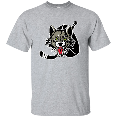 Chicago Wolves Youth Short Sleeve T-Shirt