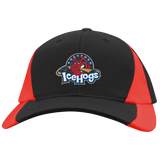 Rockford IceHogs Mid-Profile Colorblock Hat