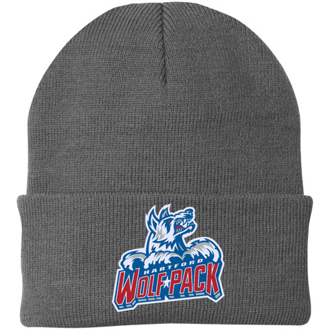 Hartford Wolf Pack Knit Cap
