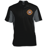 Hershey Bears 80th Anniversary Tall Colorblock Performance Polo