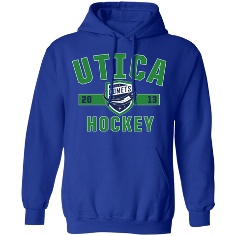Utica Comets Adult Established Pullover Hoodie