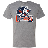 Bakersfield Condors Primary Logo Next Level Men's Triblend T-Shirt
