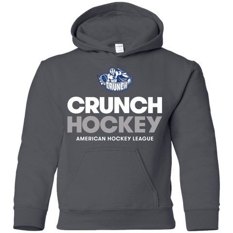 Syracuse Crunch Hockey Logo Youth Pullover Hoodie