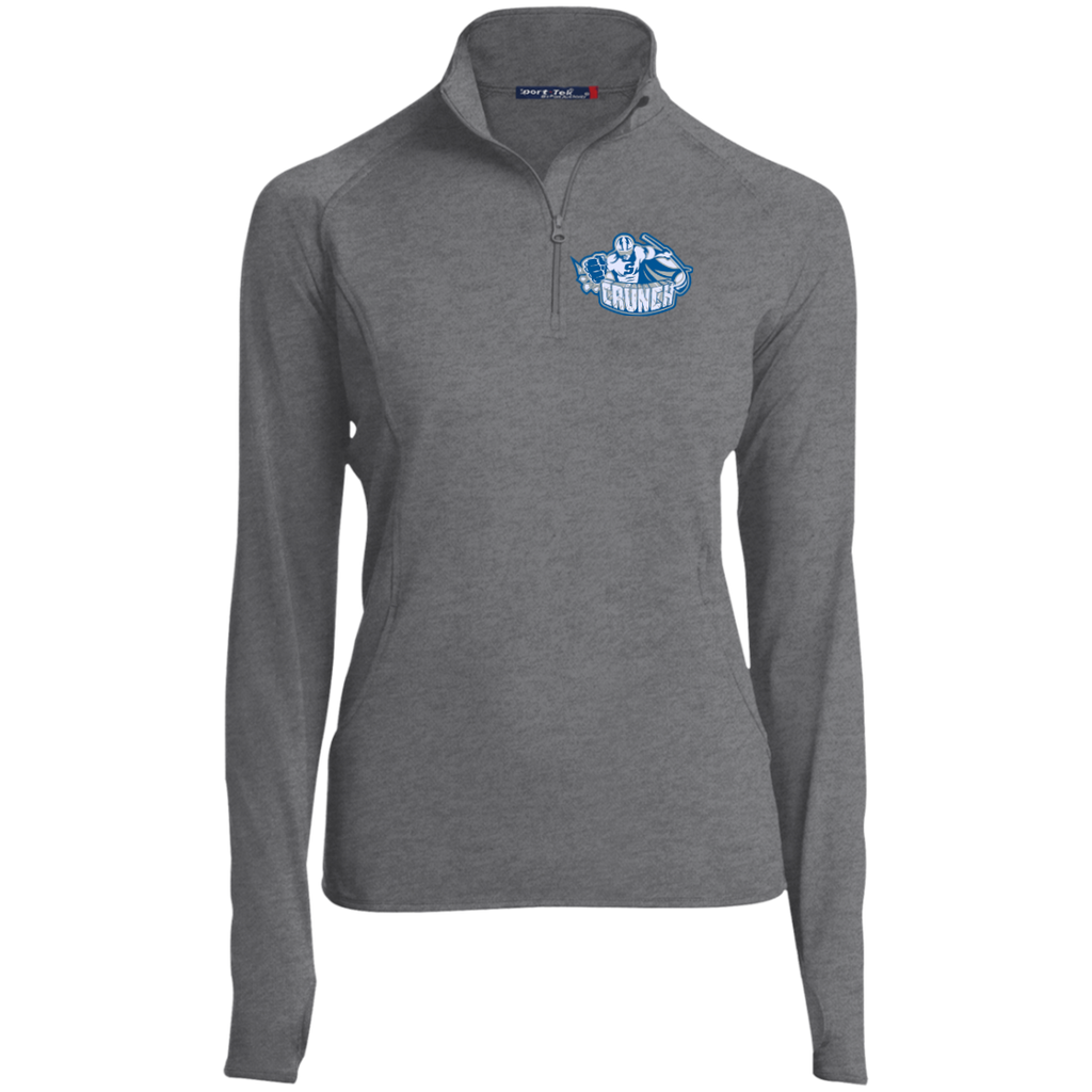Syracuse Crunch Women's Half Zip Performance Pullover