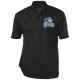 Bakersfield Condors Performance Textured Three-Button Polo
