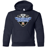 Colorado Eagles 2019 Calder Cup Playoffs Youth Pullover Hoodie