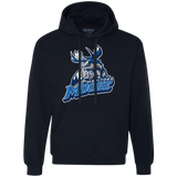 Manitoba Moose Primary Logo Heavyweight Pullover Hoodie