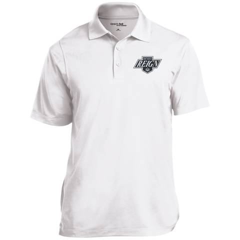 Ontario Reign Micropique Tag-Free Flat-Knit Collar Polo