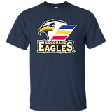 Colorado Eagles Adult Short Sleeve Cotton T-Shirt