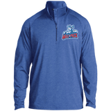 Hartford Wolf Pack Half Zip Raglan Performance Pullover
