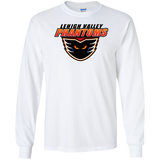 Lehigh Valley Phantoms Primary Logo Adult Long Sleeve T-Shirt