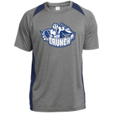 Syracuse Crunch Youth Colorblock Performance Tee