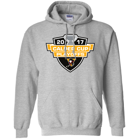 Wilkes-Barre/Scranton Penguins Adult 2017 Calder Cup Playoffs Pullover Hoodie