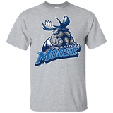 Manitoba Moose Primary Logo Youth Short Sleeve T-Shirt