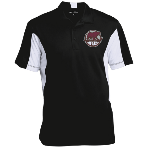 Hershey Bears Men's Colorblock Performance Polo