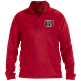 Belleville Senators Adult 1/4 Zip Fleece Pullover