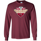 Tucson Roadrunners 2018 Calder Cup Playoffs Adult Long Sleeve T-Shirt
