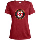 Stockton Heat Ladies Heather Dri-Fit Moisture-Wicking T-Shirt