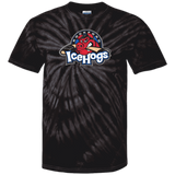 Rockford IceHogs Primary Logo Youth Tie Dye T-Shirt