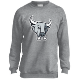 San Antonio Rampage Youth Crewneck Sweatshirt