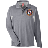 Stockton Heat Team 365 Men's Heather Performance Lightweight 1/4 Zip