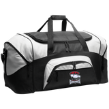 Charlotte Checkers Colorblock Sport Duffel