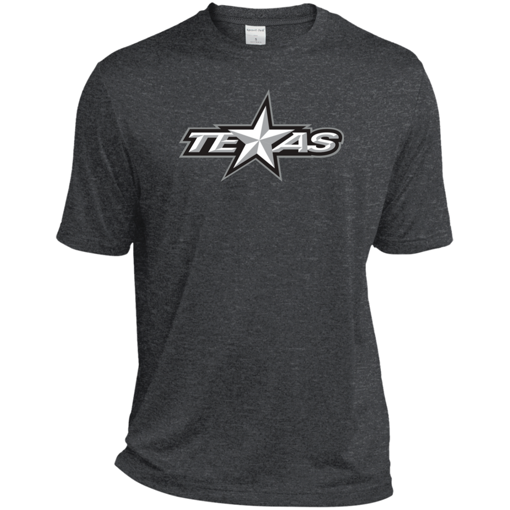 Texas Stars Adult Heather Dri-Fit Moisture-Wicking T-Shirt