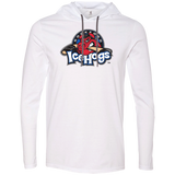 Rockford IceHogs Primary Logo Long Sleeve T-Shirt Hoodie