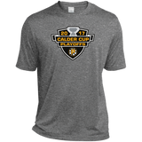 Providence Bruins Adult 2017 Calder Cup Playoffs Heather Dri-Fit Moisture-Wicking T-Shirt