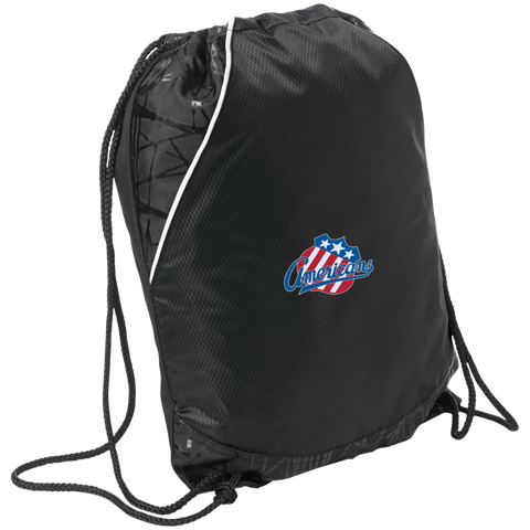 Rochester Americans Two-Toned Cinch Pack