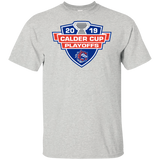 Bridgeport Sound Tigers 2019 Calder Cup Playoffs Youth Cotton T-Shirt