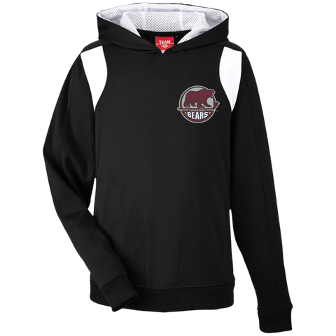 Hershey Bears Team 365 Youth Colorblock Poly Hoodie