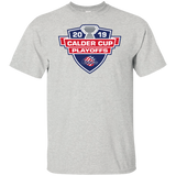 Rochester Americans 2019 Calder Cup Playoffs Adult Short Sleeve Cotton T-Shirt