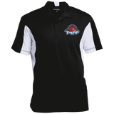 Rockford IceHogs Men's Colorblock Performance Polo