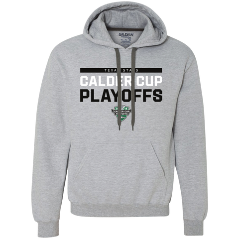 Texas Stars Adult 2018 Postseason Heavyweight Pullover Fleece Sweatshirt
