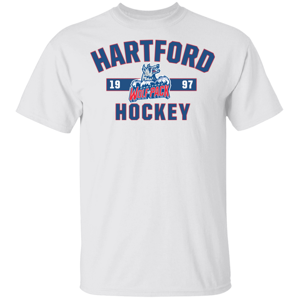 Hartford Wolf Pack Youth Established Short Sleeve T-Shirt