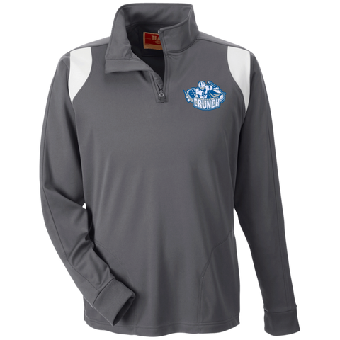 Syracuse Crunch Team 365 Performance Colorblock 1/4 Zip