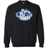 Syracuse Crunch Adult Primary Logo Crewneck Pullover Sweatshirt